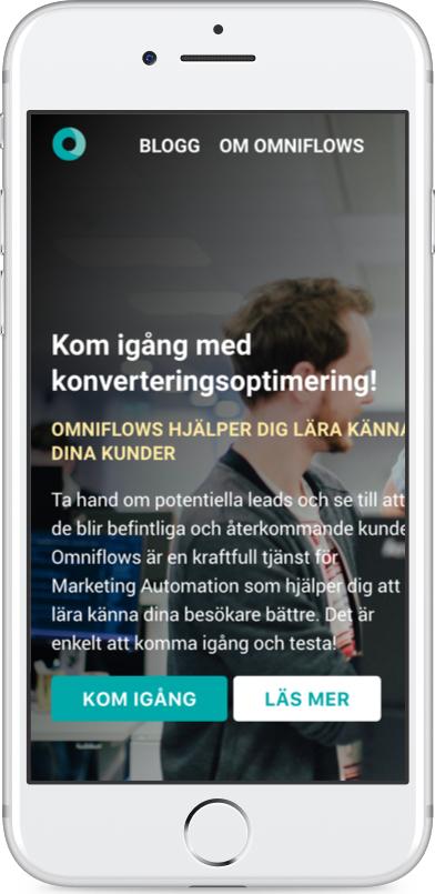 Omniflows mobile